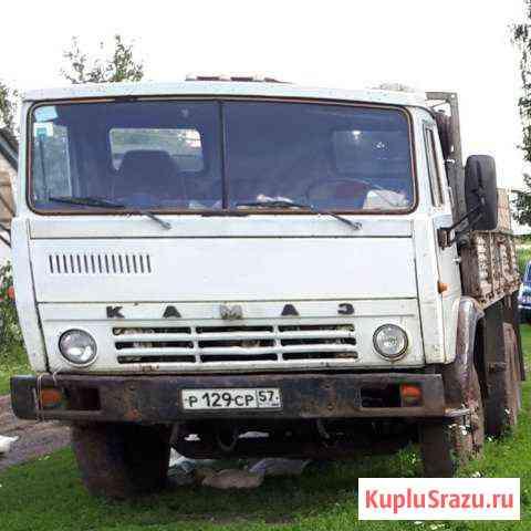 Камаз бортовой с прицепом Покровское
