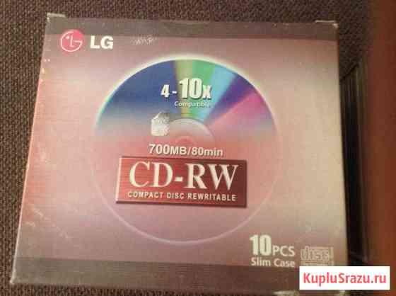 DVD-RW / CD-RW болванки Екатеринбург
