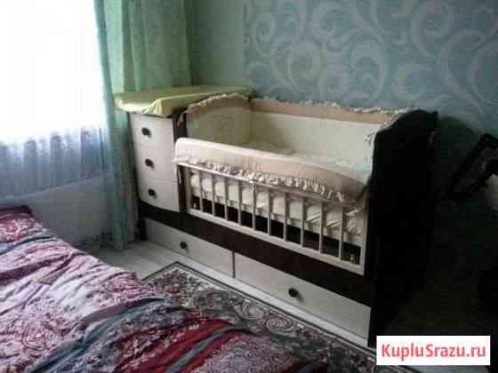 Детская кроватка-трансформер Кирюша Краснознаменск