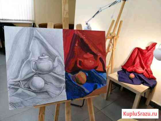 Живопись, рисунок. Подготовка в вуз Краснодар