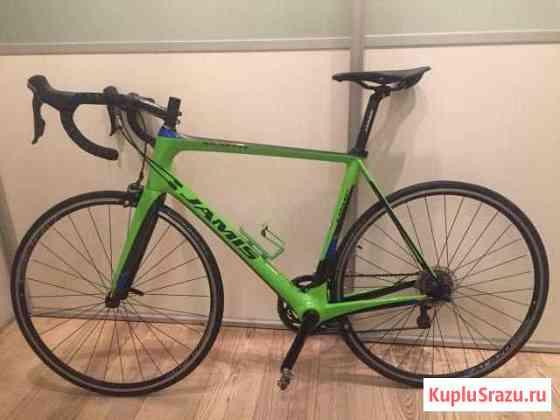 Шоссейный велосипед jamis карбон Севастополь