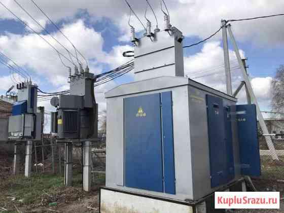 Ктп.Трансформаторные подстанции Энгельс