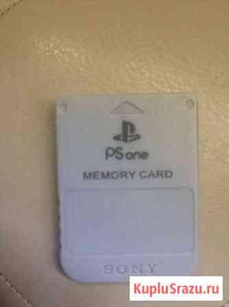 Карта памяти Sony PS1 Черногорск