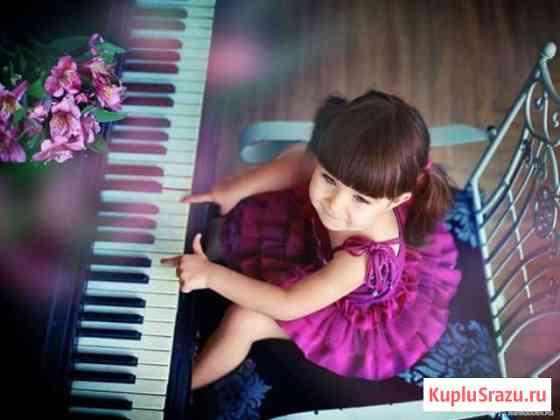 Фортепиано, сольфеджио, уроки Иваново