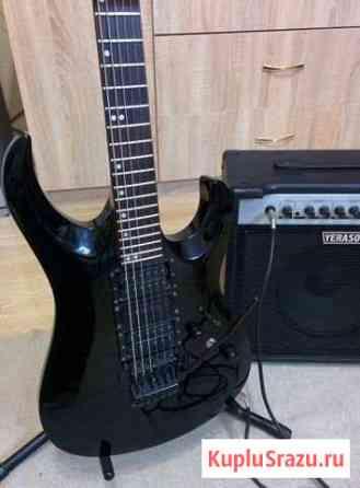 Гитара и комбоусилитель Сочи