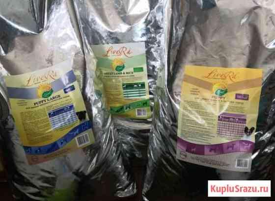 Сухой полнорационный корм для собак и кошек Рубцовск