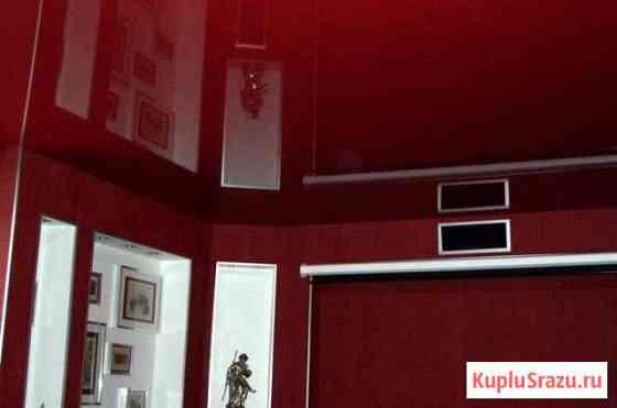 Натяжной потолок 17,1кв.м Тверь