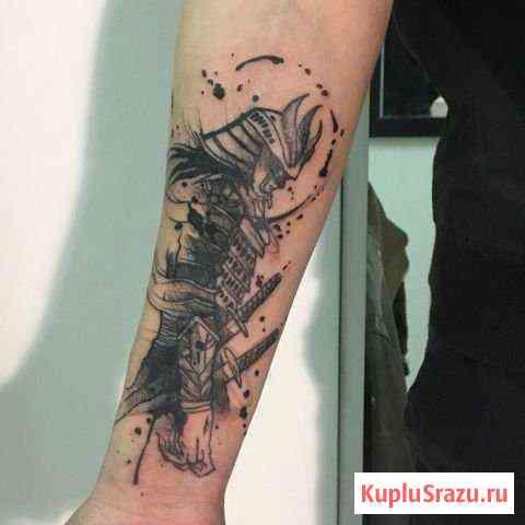 Татуировка Барнаул