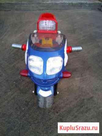 Эдектромотоцикл Сясьстрой