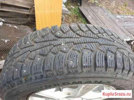 Отличный комплект колес Абакан