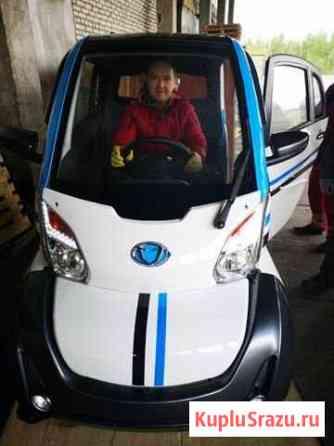 Электроавтомобиль Сургут