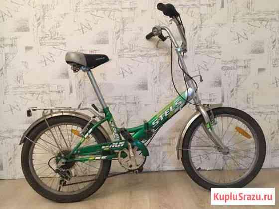 Велосипед складной Московский