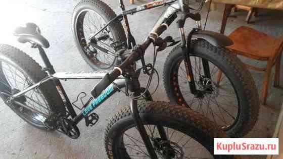 Велосипед горный. два велосипеда горные. взрослые Ольгинское