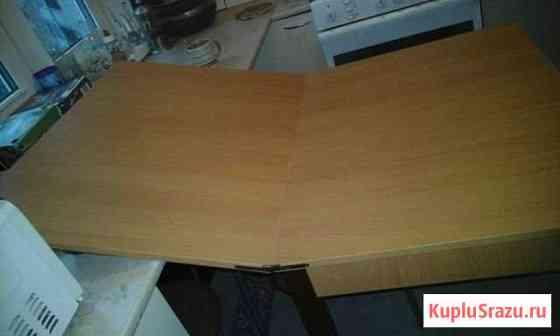 Стол обеденный раскладной 70*55, в разложенном вид Смоленск