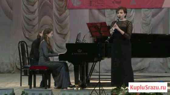 Репетитор по фортепиано Челябинск
