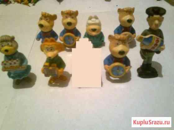 Медведь Йоги 1995 год Курск