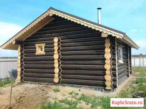Сруб Бани 6x6 Баня-Дом (Любые размеры) Ялта