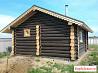 Сруб Бани 6x6 Баня-Дом (Любые размеры)