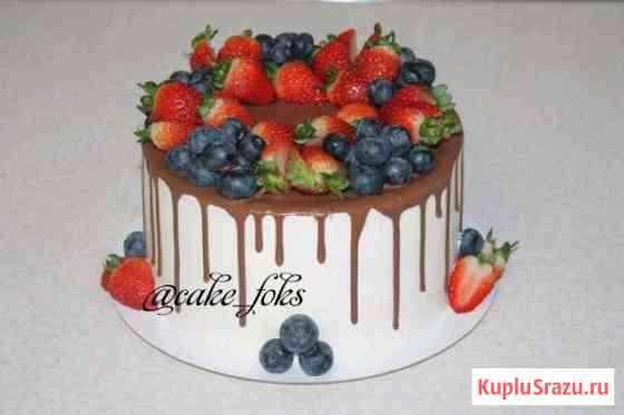 Торты и десерты на заказ Уфа