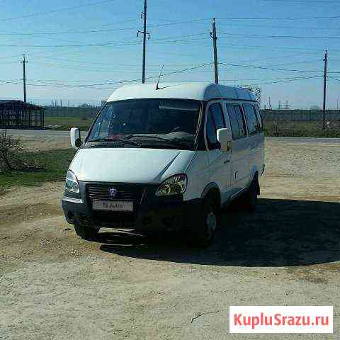 ГАЗ ГАЗель 3221 2.1МТ, 2007, микроавтобус Шамхал