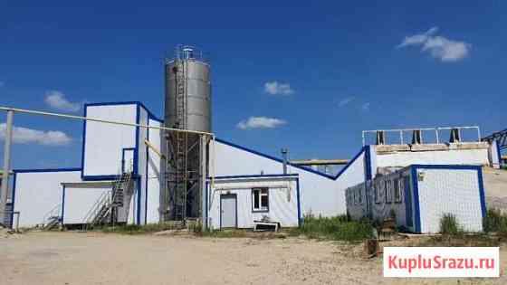 Бетонный завод рбу nflg HZS60 всесезонный Строитель