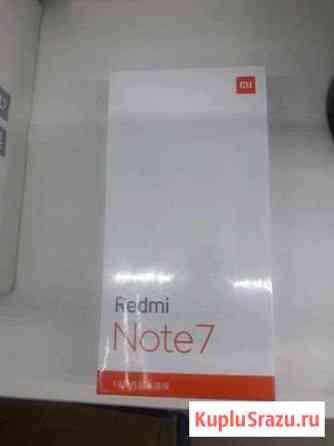 Телефон Xiaomi Redmi Note 7 4/64 GB Ростов-на-Дону