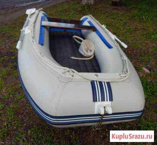Лодка Солар 310 Максима Лысьва
