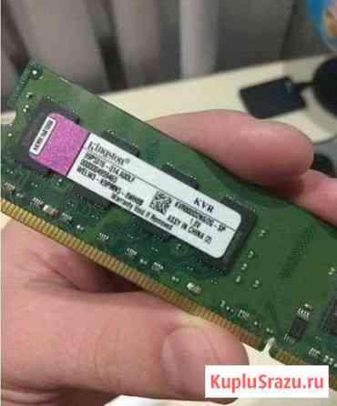 Kingston 2 Гб DDR2 800 мгц 6400 Томск