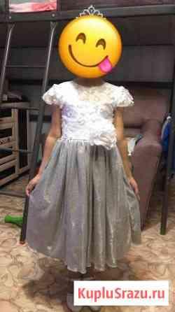 Платье на выпускной или утренник 116-128 рост Улан-Удэ