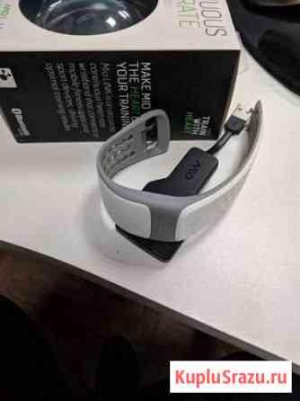 Продам фитнес-браслет Mio Link Чита