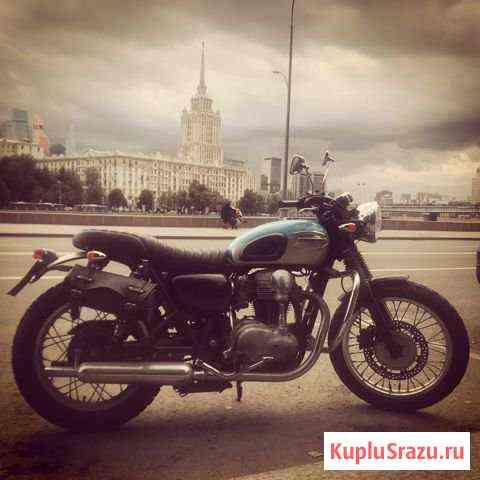 W650 kawasaki Москва