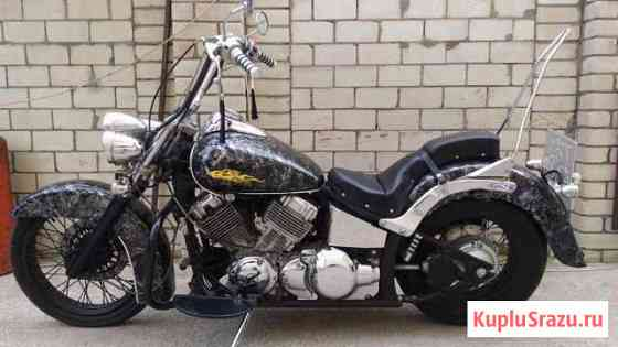 Yamaha dragstar 400 Геленджик