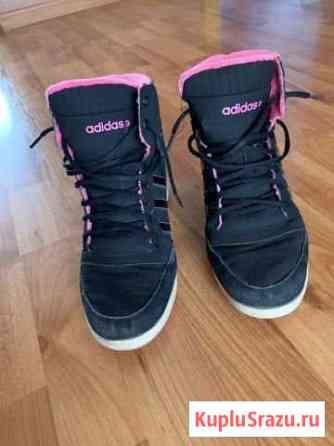 Ботинки зимние Adidas Ижевск
