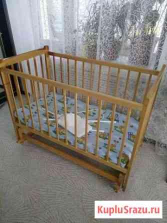 Детская кроватка Воткинск