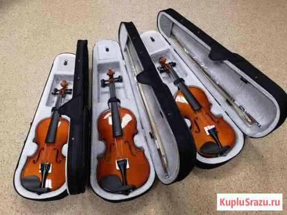 Новые скрипки Fabio Очер