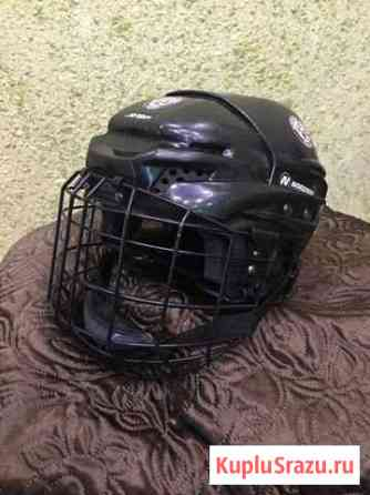 Хоккейный шлем детский чёрный Nordway Ханты-Мансийск