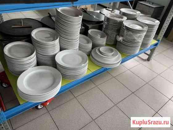 Посуда в кафе / Trade-In Самара