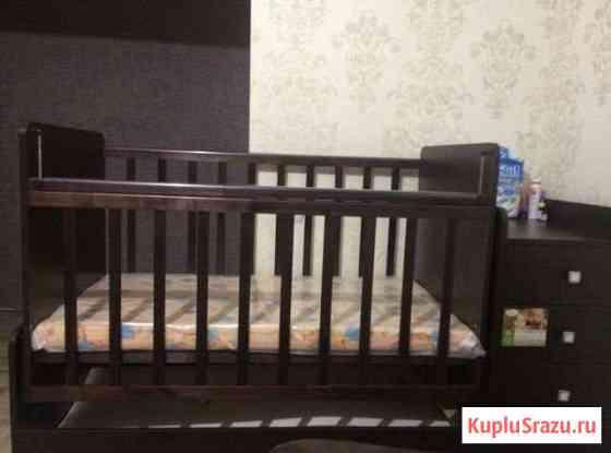 Кроватка- маятник Биробиджан