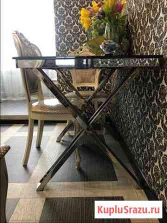 Стеклянный стол Нерюнгри