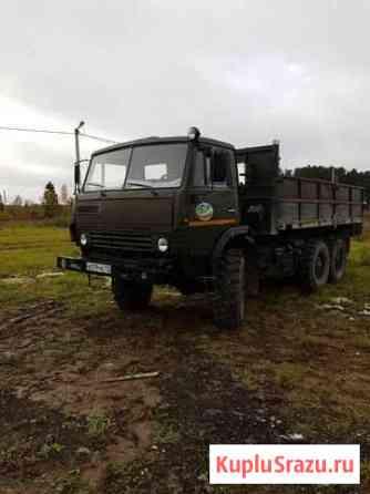 Камаз вездеход 43101 Чехов