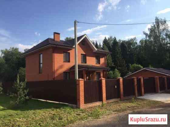 Коттедж 300 кв.м. на участке 15 сот. Пироговский