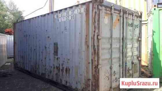 Контейнер 20 футов knlu3431110 Улан-Удэ