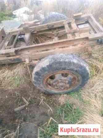 Прицеп шасси для трактора Волоколамск