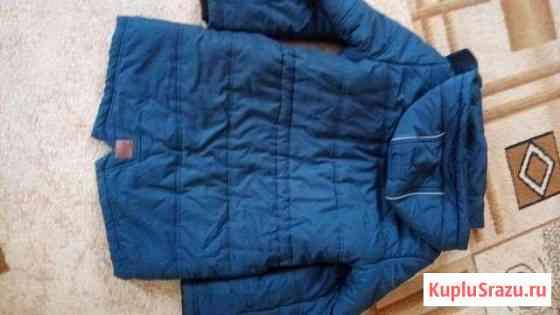 Куртка зимняя для мальчика Майма