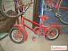 Детский ретро велосипед Бабочка