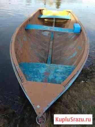 Вёсельная лодка Кефаль Заринск