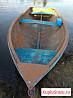 Вёсельная лодка Кефаль