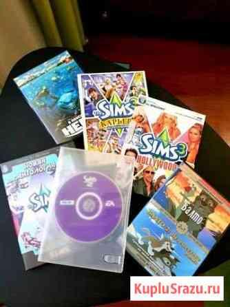 Игра Sims для пк Орехово-Зуево