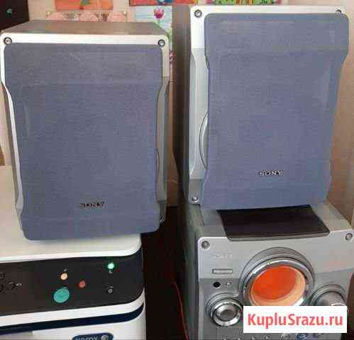 Музыкальный центр Sony SS-SCL1 Челябинск