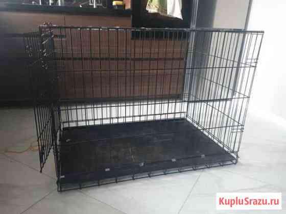Клетка для собаки 109*79*74 Новосибирск